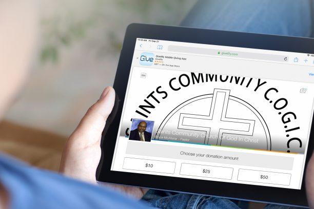 Online Giving Bulletin